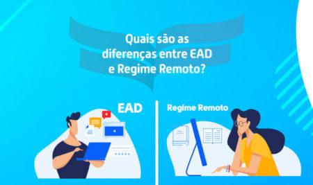Você sabe qual é a diferença entre Ensino a Distância (EAD) e Ensino Remoto?