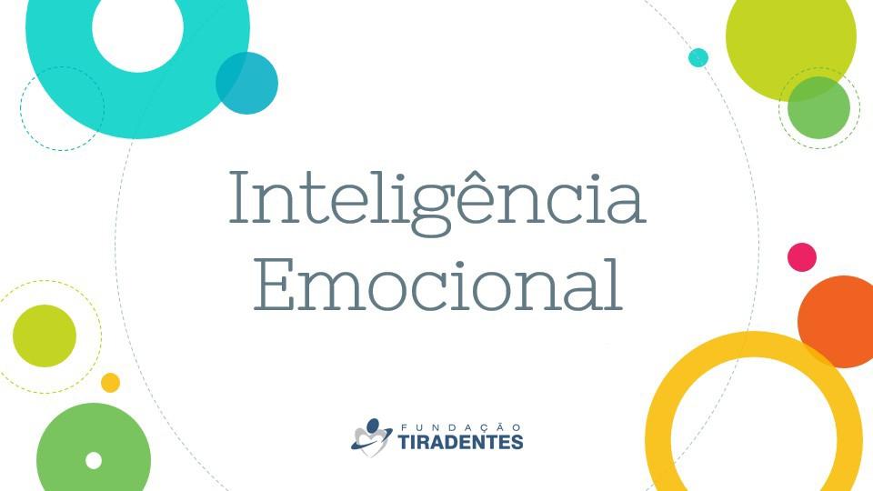 Inteligência Emocional e Autocontrole