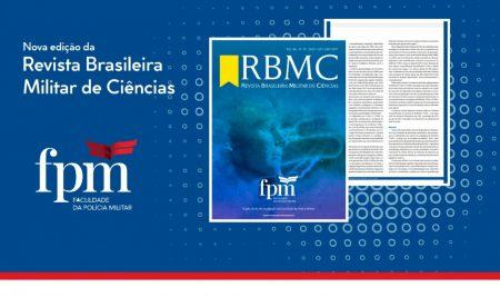 Publicada Nova Edição da Revista Brasileira Militar de Ciências – RBMC