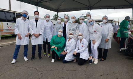 Parceria Entre FPM e Secretaria Municipal de Saúde de Aparecida de Goiânia em Campanha de Imunização contra COVID-19