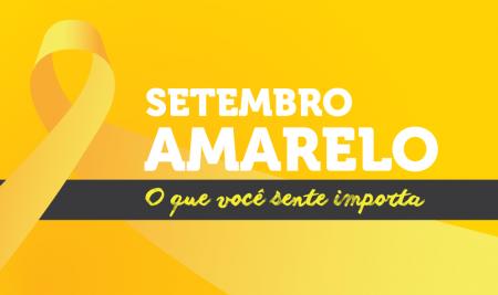 Setembro Amarelo –  O que você sente importa!