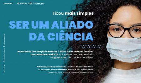 Goiás Sedia Pesquisa que Pode Mudar a Prevenção à Covid-19 e Amplia Acesso a Voluntários